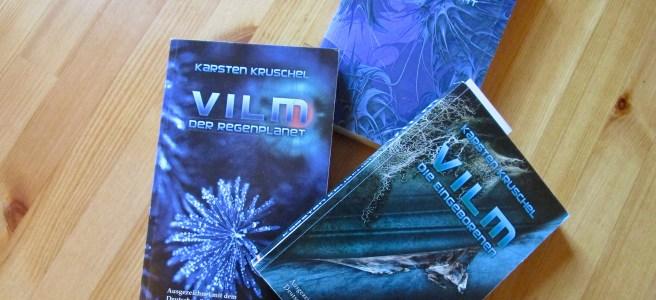 Die Vilm Trilogie - Karsten Kruschel - Umschlagillustration: Ernst Wurdack - mit freundlicher Genehmigung des Verlages
