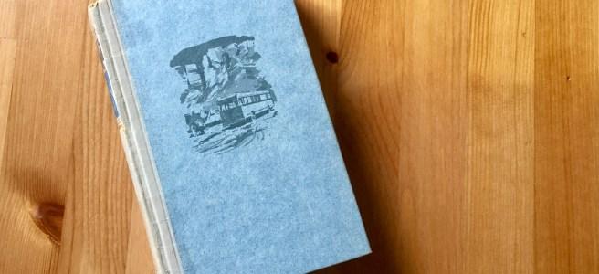Es begann in Tanger - Buchcover - Hammond Innes