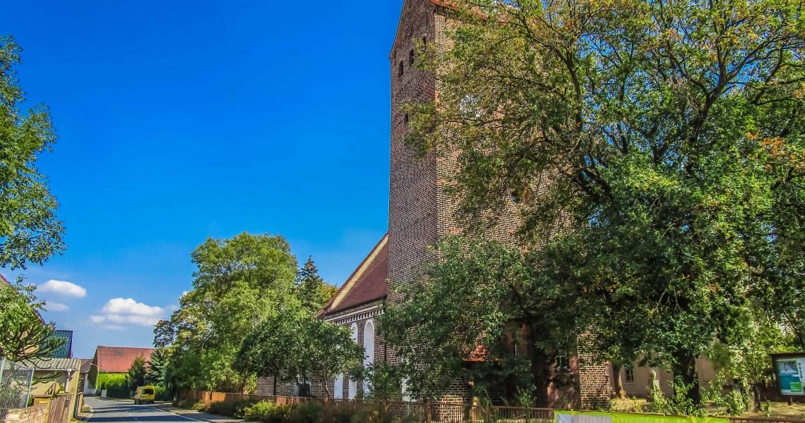 Bücherkirche Axien. Foto: Alexander Baumbach