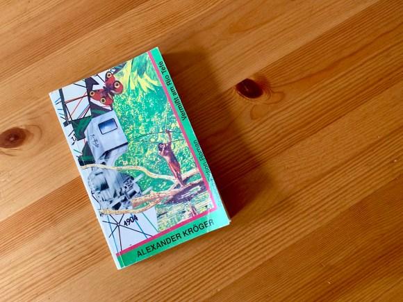Vermißt am Rio Tefé - Alexander Kröger - Buchcover - Gestaltung: Dagmar Peterhänsel