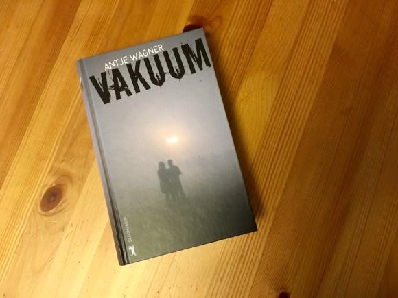 Vakuum - Antje Wagner - Buchcover