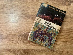 Camp Concentration - Thomas M. Disch - Buchcover