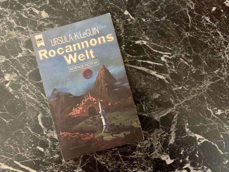 Rocannons Welt - Ursula K. LeGuin - Illustration: Paul Lehr - Buchcover