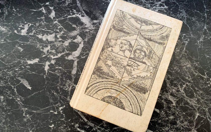 Der ferne Regenbogen - Arkadi und Boris Strugazki - Illustration: Ulrich Hachulla - Buchcover