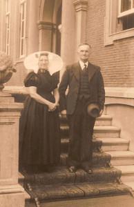 Opa en Opoe Hoogstrate