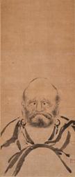 宮本武蔵-達磨図