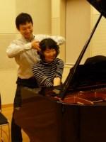ピアノ演奏とアレクサンダーテクニーク