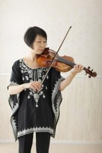 ヴァイオリン奏者-高野睦さん