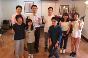 福岡グループ集合写真-2016年7月17日(日)