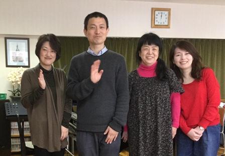 札幌グループレッスン-2018年3月24日(土)