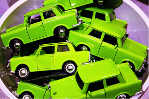 Green cars