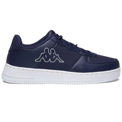 scarpe da uomo kappa air force salerno blue collezione 2021 sneakers da uomo