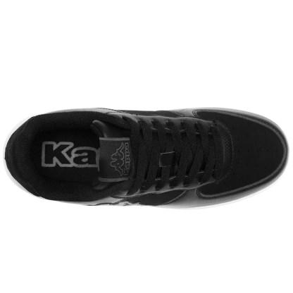 scarpe da uomo kappa air force salerno nero collezione 2021 sneakers da uomo