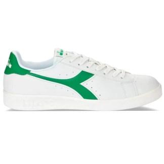 Scarpe da Uomo del brand DIADORA modello Game P colore Bianco Verde, scopri tutti i modelli su Alexanderjohn.it