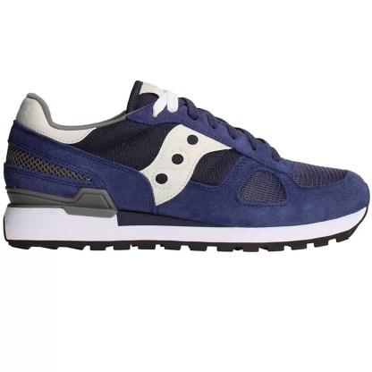 Saucony Shadow Uomo s2108-668 blu scarpe sneakers Blu adulto originali 40 41 42 43 44 45 46