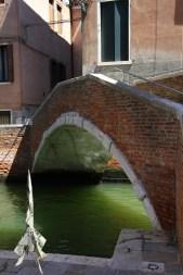 'La Repubblica' Rocket, installed in Calle Widmann, Venice, August 2015