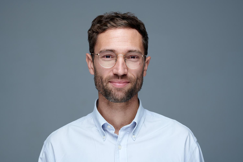 Business Portrait Paul von Fotograf Alexander Klebe