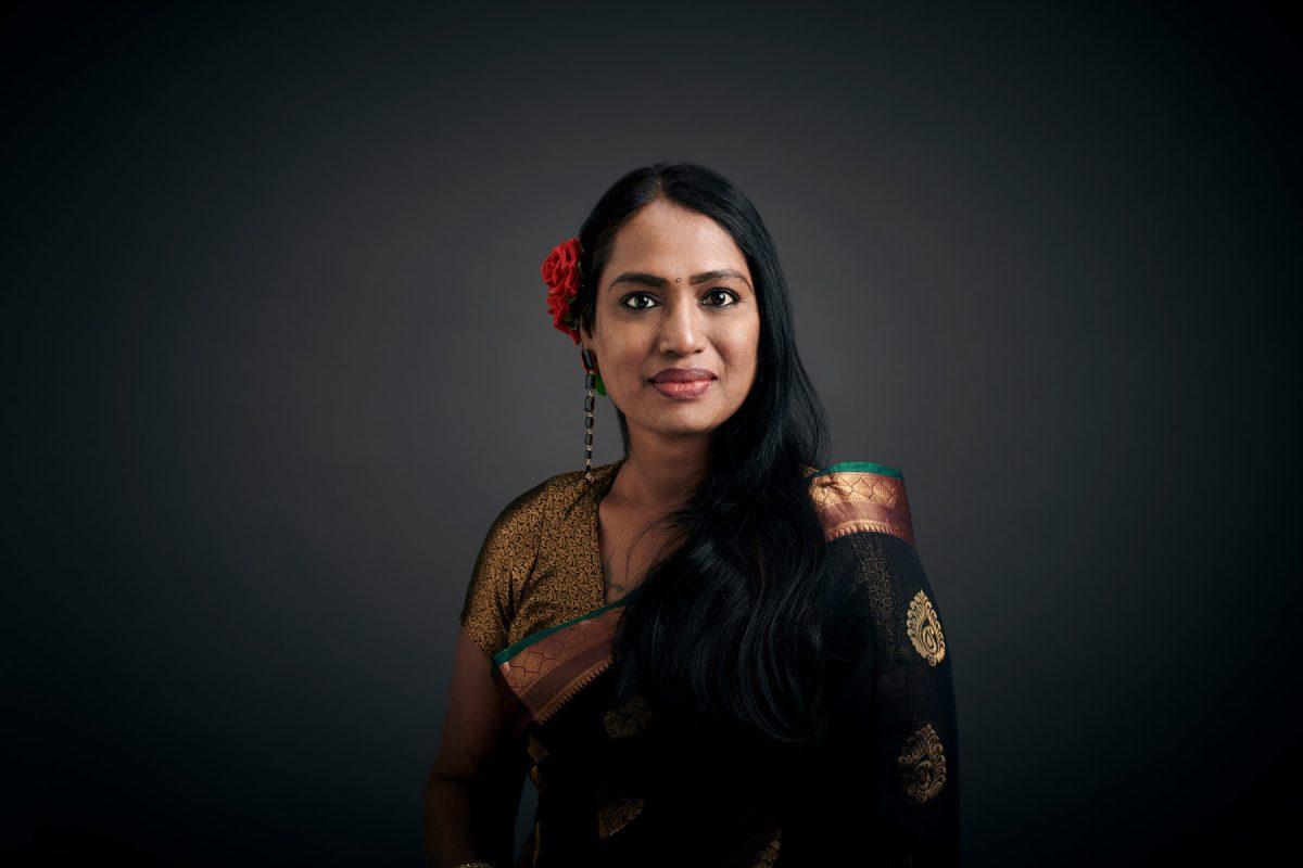 Künstlerportrait Kalki  Subramaniam