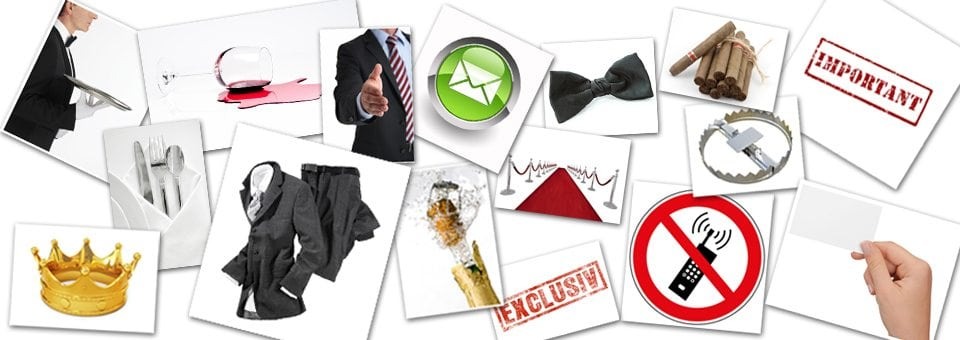 Etikette & Business-Knigge