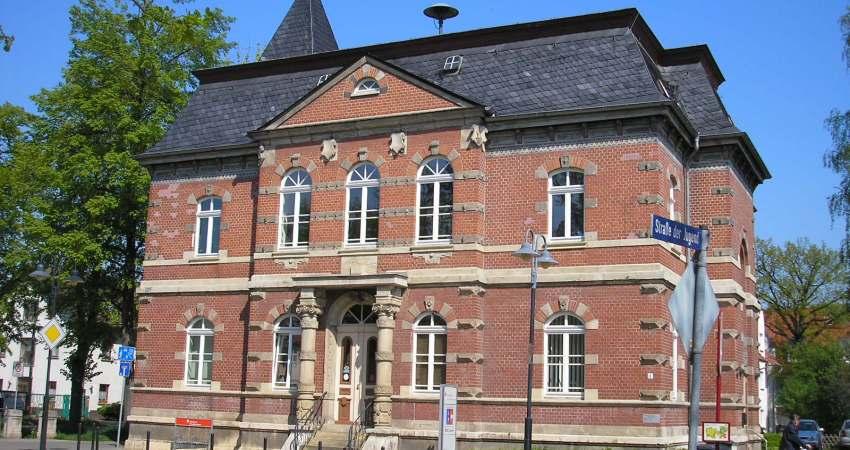 Rathaus Vieselbach