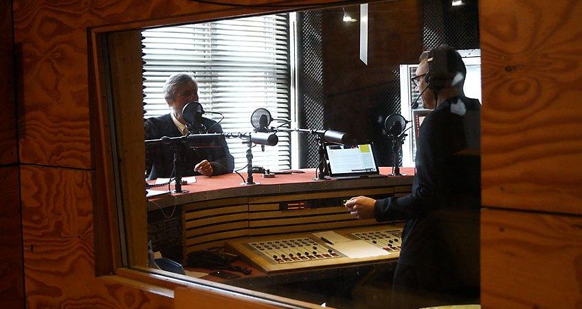 Interview bei Radio F.R.E.I.