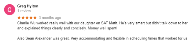 SAT Review