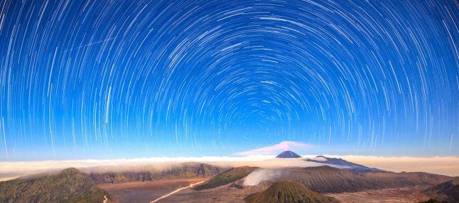 Time-lapse-stars-sky