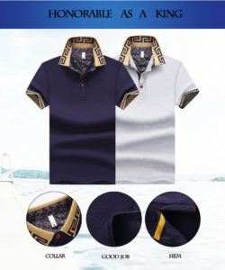 Honorable as a king polo shirt