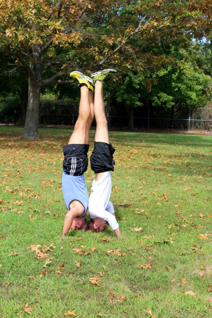 Partner Workout: Two Is Better Than One