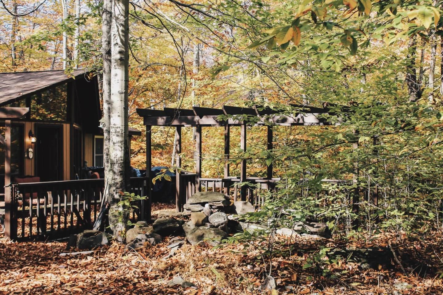 WEEKEND DIARY: THE POCONOS