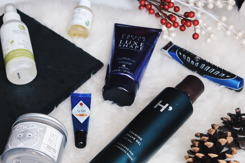 harrys and alterna grooming essentials