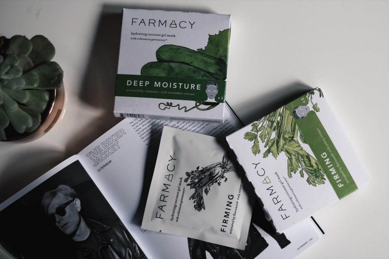 MASK MONDAY: FARMACY GEL MASKS