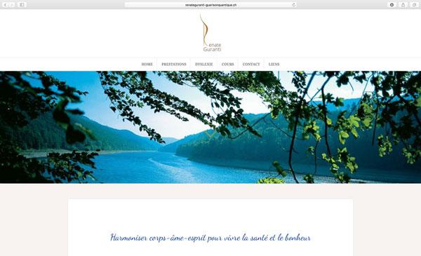 Site Web Renate Guranti