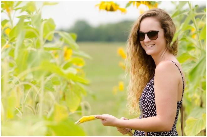 Alexandra Michelle Photography- Burnside Sunflower Farm-56