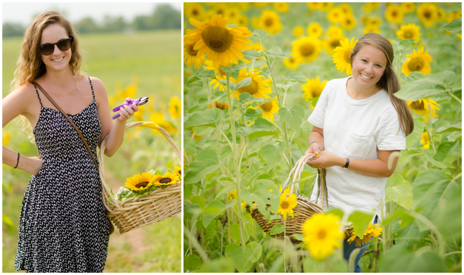 Alexandra Michelle Photography- Burnside Sunflower Farm-85