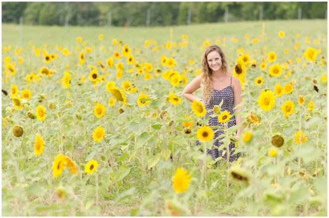 Alexandra Michelle Photography- Burnside Sunflower Farm-89