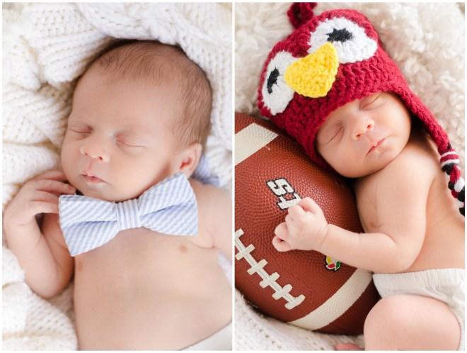 Alexandra Michelle Photography- Cole Kinsler Newborn-27