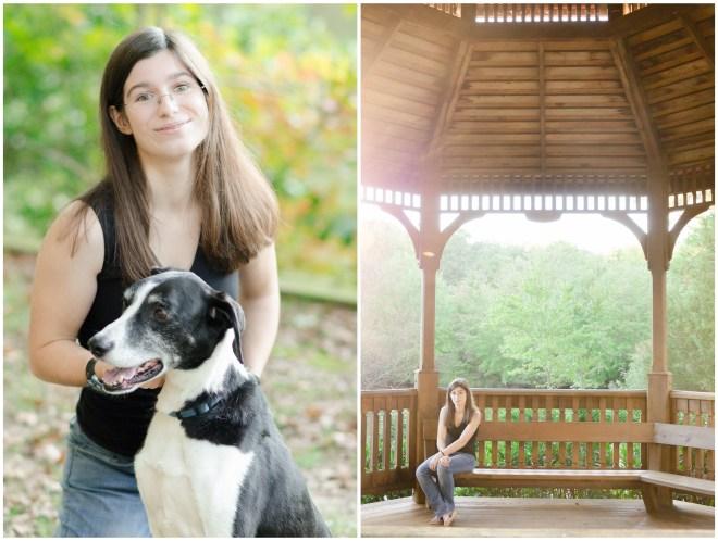 Alexandra Michelle Photography- Senior Portrait - Sarah Bullen-1