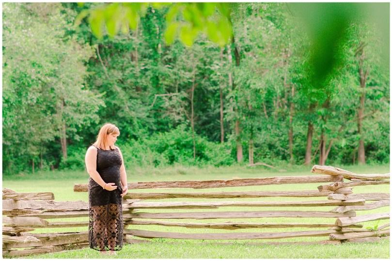 Alexandra Michelle Photography - Milestone 1 -Crump Park - Maternity Deihr-48