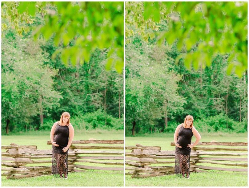 Alexandra Michelle Photography - Milestone 1 -Crump Park - Maternity Deihr-51