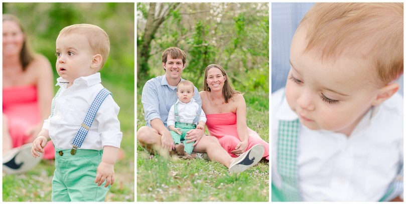 Alexandra Michelle Photography - Bryan Park - Spring 2017 - Family Portrait - Brown-3