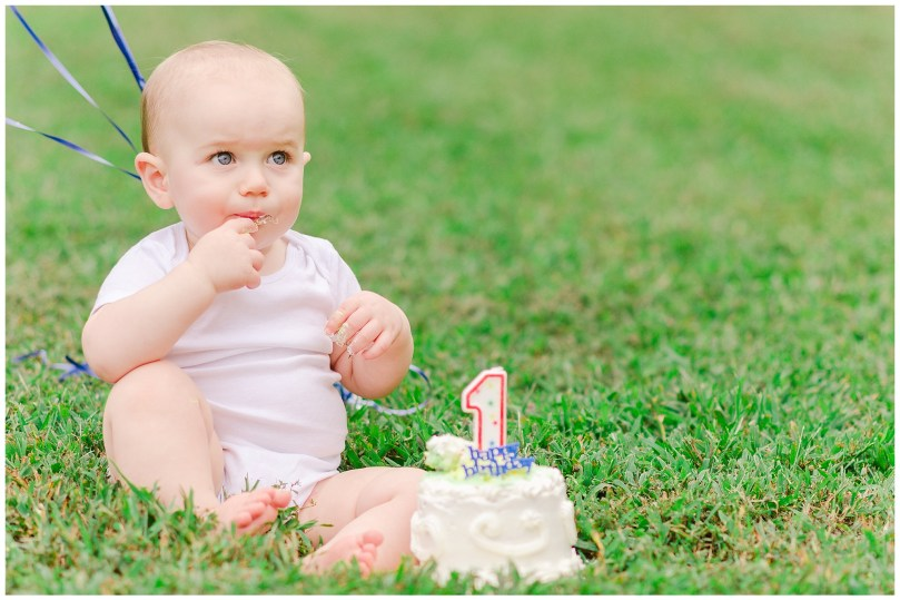 Alexandra Michelle Photography - Deihr 1 Year-9