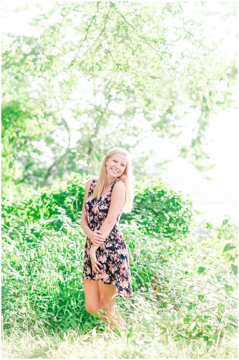 Alexandra Michelle Photography - Senior Portrait - Summer 2018 - Belle Isle - Richmond Virginia - Jadlowski-30