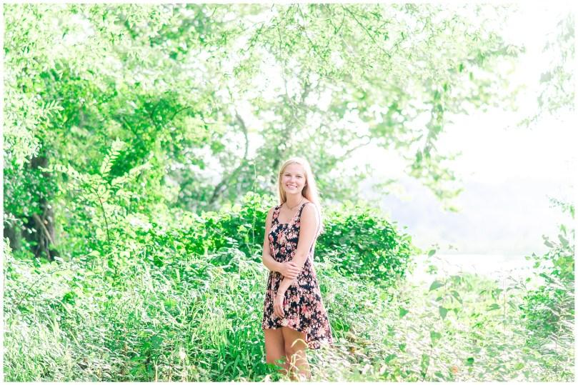 Alexandra Michelle Photography - Senior Portrait - Summer 2018 - Belle Isle - Richmond Virginia - Jadlowski-35