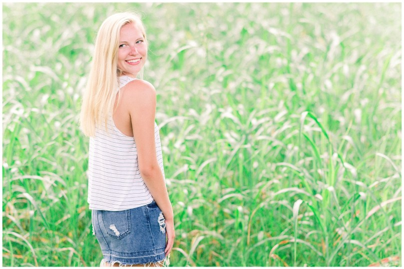 Alexandra Michelle Photography - Senior Portrait - Summer 2018 - Belle Isle - Richmond Virginia - Jadlowski-8