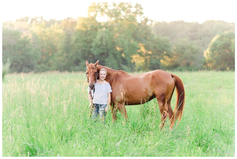 Alexandra Michelle Photography - Charlottesville Virginia - Country Farm - September 2018 - 13th Birthday Portraits-23