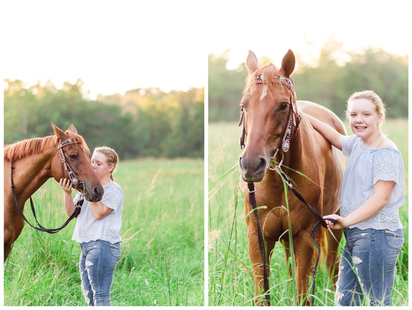 Alexandra Michelle Photography - Charlottesville Virginia - Country Farm - September 2018 - 13th Birthday Portraits-30