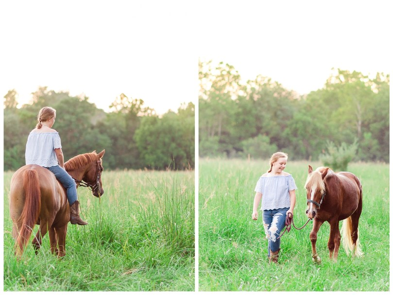 Alexandra Michelle Photography - Charlottesville Virginia - Country Farm - September 2018 - 13th Birthday Portraits-36