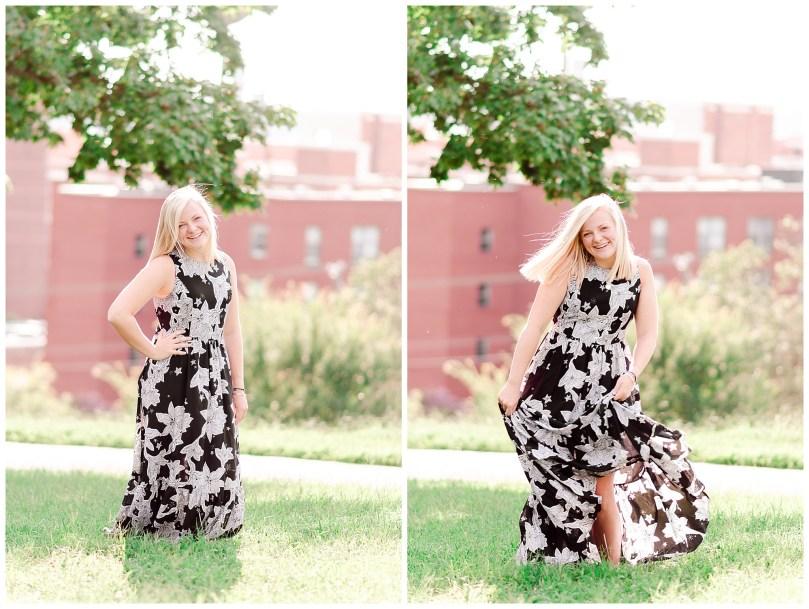Alexandra Michelle Photography - Richmond Virginia - Church Hill - August 2018 - Senior Portraits - Malone McGhee-1-1