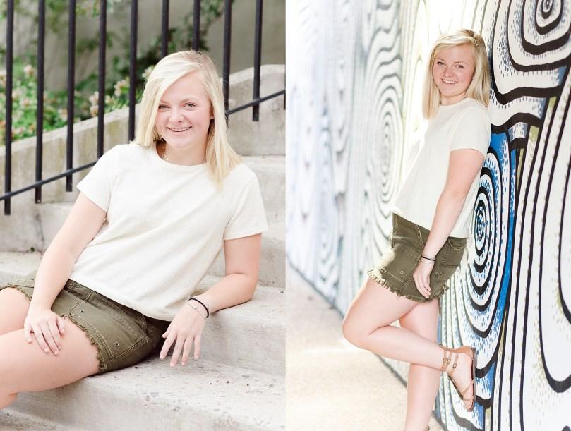Alexandra Michelle Photography - Richmond Virginia - Church Hill - August 2018 - Senior Portraits - Malone McGhee-100